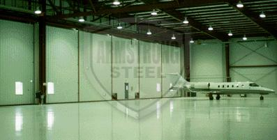 Aviation Steel Building