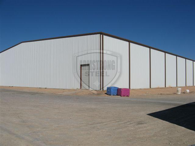 Industrial Steel Building