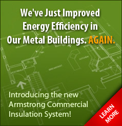 Learn More about the new Armstrong Commercial Insulation System!