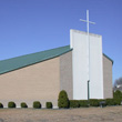 steel building church