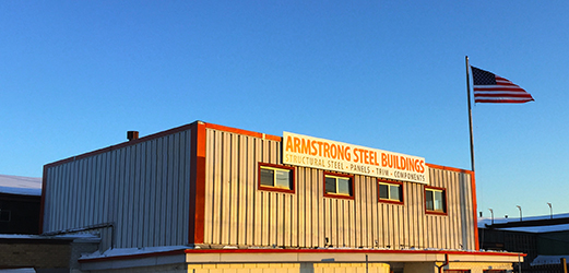 Armstrong Steel begins in-house fabrication in 2015