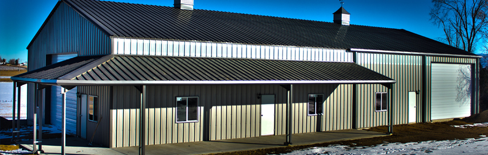 Price your steel building in minutes armstrong steel for Steel building house prices