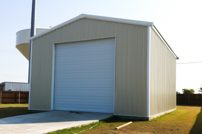 We Bought A Steel Building And Made It A House